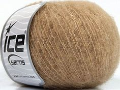 Merino Extrafine Comfort Light Brown  Fiber Content 78% Superwash Extrafine Merino Wool, 5% Elastan, 19% Nylon, Light Brown, Brand Ice Yarns, Yarn Thickness 1 SuperFine  Sock, Fingering, Baby, fnt2-46349 Ice Yarns, Merino Wool, Fiber, Brown, Content, Sock, Baby, Low Fiber Foods, Brown Colors