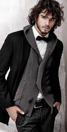 men's  knitwear. Men's Fashion Style. Raddest Looks On The Internet http://www.raddestlooks.net