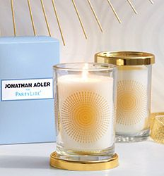Duftwachsglas Jonathan Adler for PartyLite®, Big Apple by Day https://annegretstein.partylite.de/Shop/Product/1562