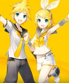 Kagamine Rin and Len (V4X)