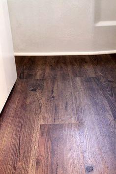 Lvt Flooring Luxury Vinyl Tile Looks Like Wood But It S