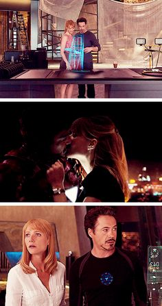 I only ship them because of their ship name: Pepperony