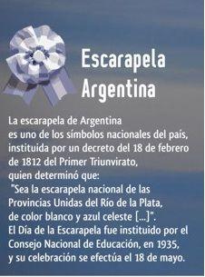 día de la escarapela nacional argentina - Buscar con Google