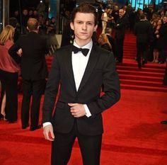 Looking sharp Tom