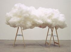 cloud installation, like the picture but no directions just a concept from someone's photo