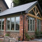 Randell Burton Architects in Oxfordshire and Devon. Extensions large and small for Private or Commercial Clients from Barn Conversions, Coun...