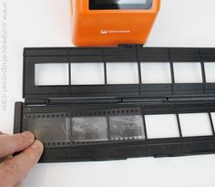 Digitizing the Decades Using a Negative Scanner or photos or slides