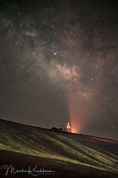 Central Coast Milky Way Central California, Central Coast, Milky Way, Northern Lights, Nature, Travel, Cherry Tree, Naturaleza, Viajes
