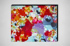 "Saatchi Online Artist: Claire Desjardins; Acrylic, 2013, Painting ""Without Boundaries"""
