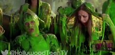 #JoshHutcherson Gets Slimed #KCA