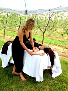holistic retreat in the Orchard