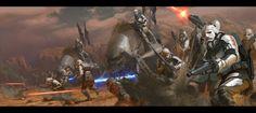 ArtStation - Star Wars Reimagined: Stormtroopers redesign, Andrei Pervukhin