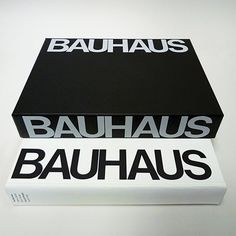 "Bauhaus : Weimar, Dessau, Berlin, Chicago | Hans Wingler's Bauhaus ""bible"" 