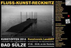 Kunst Offen 2014 | Kunst Offen – Fluss – Kunst -Recknitz – Andrea Kunath