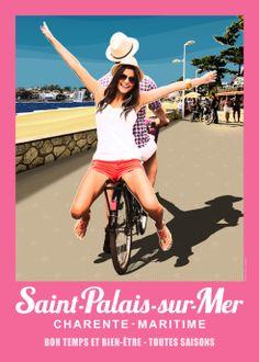 Esprit vintage saint palais sur mer on pinterest saints - Office du tourisme de saint palais sur mer ...