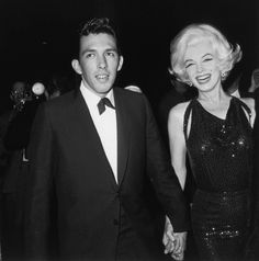 Marilyn Monroe (with Joe DiMaggio), 1962