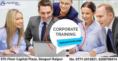Corporate Training plays an important role in an organization as it helps the employees to improve their skills and reduces their weaknesses. Moreover, it also enhances their understanding and knowledge of some new things. Corporate training gives you the opportunity to learn and update employees' knowledge. Here are a few of the benefits listed below that tell the importance of these programs. Domain Knowledge, Software Development, Plays, Over The Years, Opportunity, Training, Organization, Technology, Education