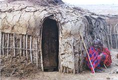 Home... Maasai manyatta