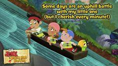 Do you ever have those days? #DisneyJuniorParents!
