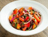 Ratatouille, Feta, Cooking, Ethnic Recipes, Turmeric, Kitchen, Brewing, Cuisine, Cook