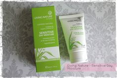 Living Nature Sensitive Day Moisture Review