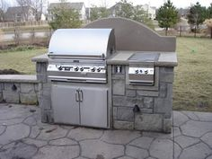 outside kitchen idea