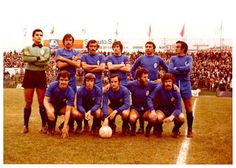 EQUIPOS DE FÚTBOL: REAL JAÉN contra Tarrasa 05/02/1978