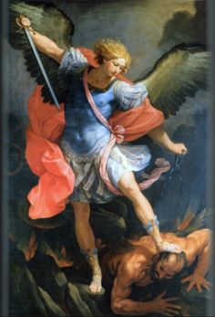 Pope Leo XIII Exorcism Prayer Against Satan and Rebellious Angels