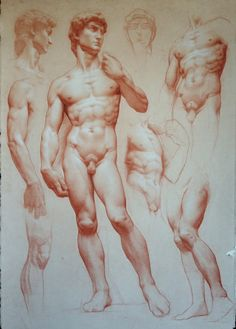 GCA Blog: Drawing from the Past: Michelangelo and the Antique