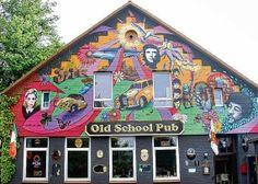 Old School Pub     Neueröffung  am Sonnabend