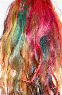 Chloe Norgaard, I want your hair.