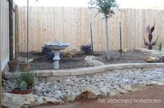 Creating a Xeriscape Backyard Landscape