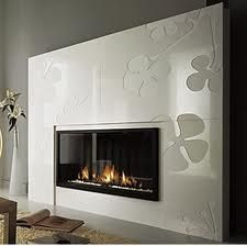 Cool Fireplace ideas http://casasdecoracion.blogspot.com/2012/03/chimeneas-muy-buenas-ideas-de-chimeneas.html