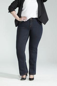 Slight Boot Cut Jean