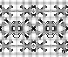 Image result for moose skull fair isle knit