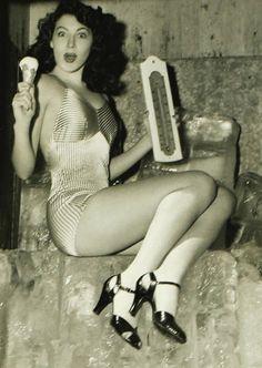 Ava Gardner.  No wonder she broke Frank Sinatra's heart!
