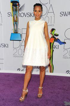 Kerry Washington Photo - 2011 CFDA Fashion Awards - Arrivals
