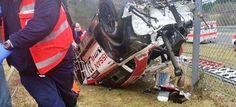 Nürburgring fordert weiteres Todesopfer: VIDEO: Schwerer Unfall beim VLN-Auftakt auf der Nordschleife