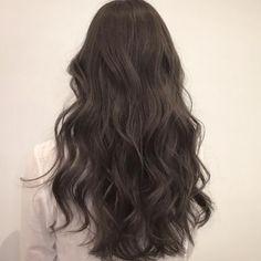Korean Wavy Hair, Korean Perm, Cut My Hair, Hair Cuts, Hair Inspo, Hair Inspiration, Hair Job, Ulzzang Hair, Hair Color Streaks