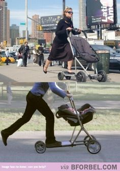 Faster Way For Moms With Babies To Travel…