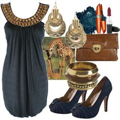 Safari Party Outfit