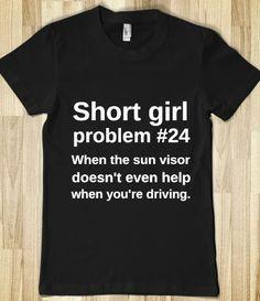 SHORT GIRL