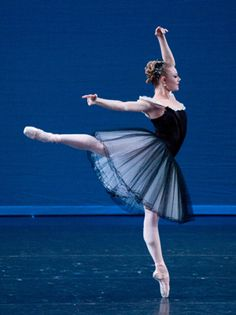 Sara Mearns, NYCB - Her lines are absolutely beautiful!