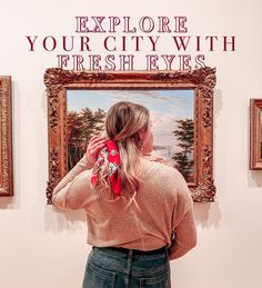 How to Explore Your City With Fresh Eyes — The Canadian Creative Ripley Aquarium, Annual Pass, Royal Ontario Museum, City Pass, Perspective On Life, Restaurant Guide, Feeling Stuck, My Favorite Part, Fresh
