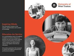 Trifold Brochure Templates SHS Yearbook Brochure