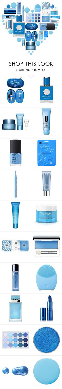 """""""-"""" by l33l ❤ liked on Polyvore featuring beauty, ncLA, Vince Camuto, Clarins, Clinique, NARS Cosmetics, Too Faced Cosmetics, Orlane, Neutrogena and Erno Laszlo"""