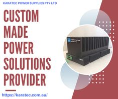 KaRaTec Proudly Supporting Australian Industry With Durable, Australian Made Power Supplies, Custom Solutions, Repairs and Servicing.