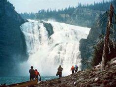 Nahanni National Park , Northwest Territories