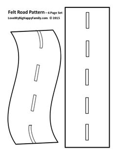 free printable road signs for matchbox cars - Google Search