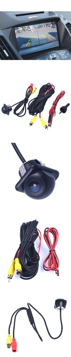 Waterproof Wide Angle HD CCD Car Rear View Camera With Mirror Image Convert Line Backup Reverse Camera for BMW e39 e46 E60 M3